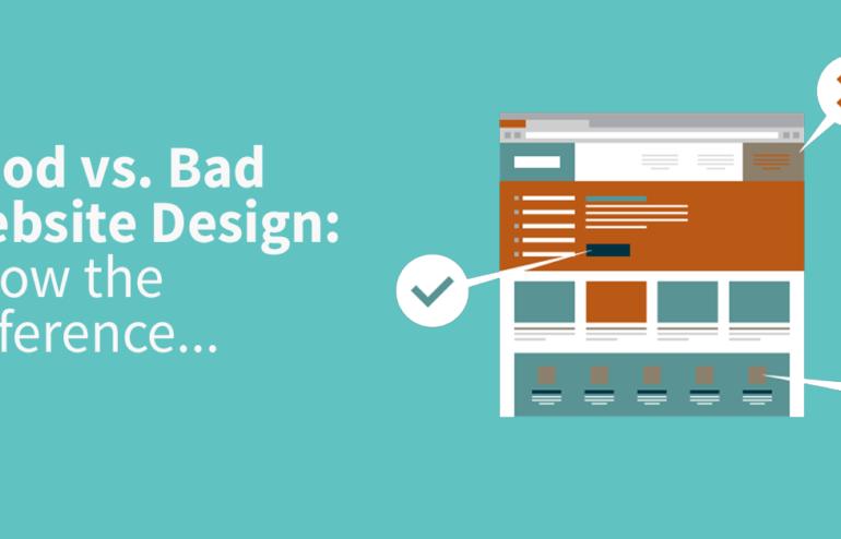 Good and Bad Web Designers