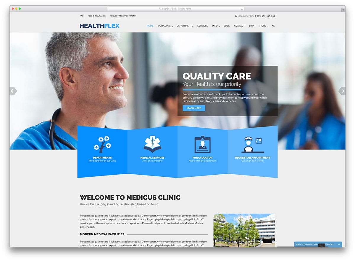 Medical Website Design Tampa