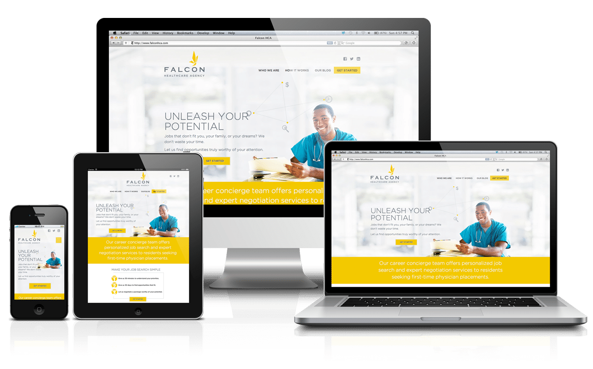 Small Business Website Design Tampa